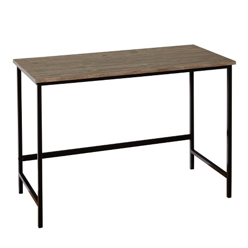 Piazza Desk - Black/Gray - Buylateral - image 1 of 3