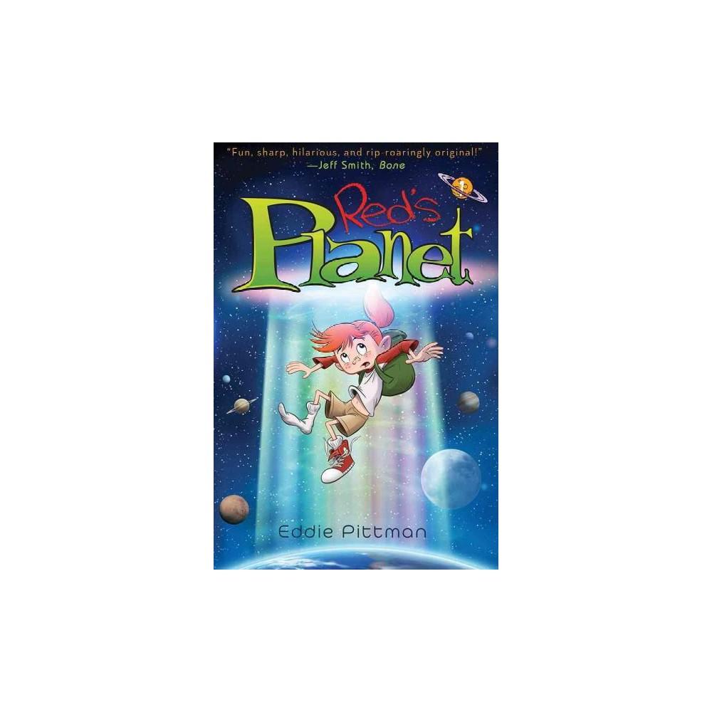 Red's Planet (Paperback) (Eddie Pittman)