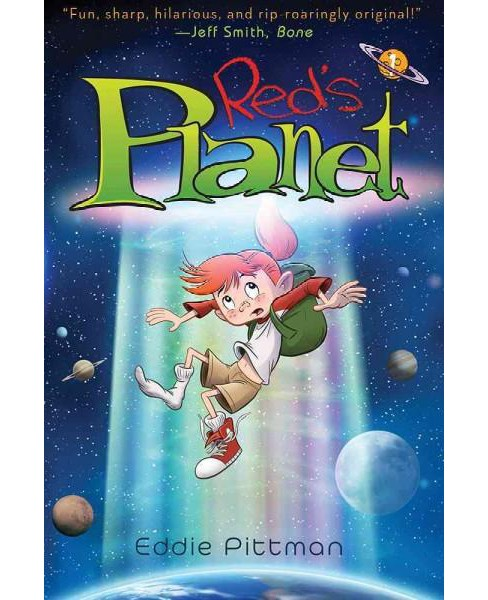 Red's Planet (Hardcover) (Eddie Pittman) - image 1 of 1