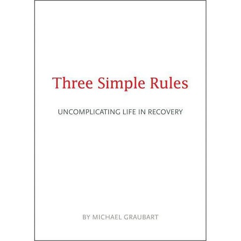 Three Simple Rules - by  Michael Graubart (Paperback) - image 1 of 1