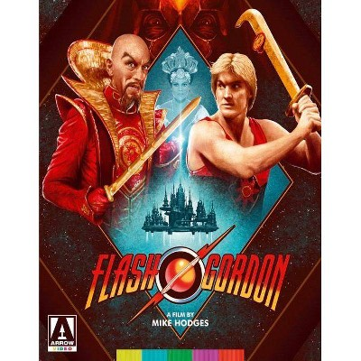 Flash Gordon (2 Discs Limited Edition)(Blu-ray)(2020)