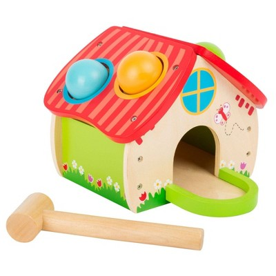 Small Foot Wooden Toys Hammering House