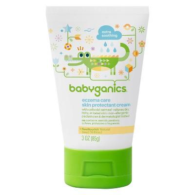 Baby Lotion: Babyganics Eczema Care