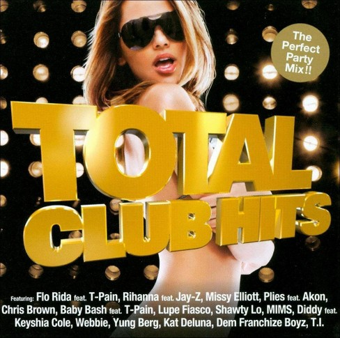 Various Artists-Mixed by DJ Skribble - Total Club Hits (CD) - image 1 of 1