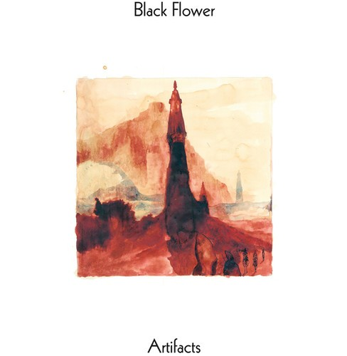 Black Flower - Artifacts (CD) - image 1 of 1
