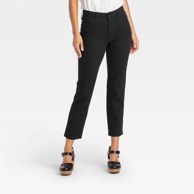 Women's High-Rise Slim Straight Jeans - Universal Thread™