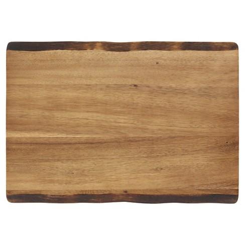 Rachael Ray Cucina Pantryware 17x12in Wood Cutting Board : Target