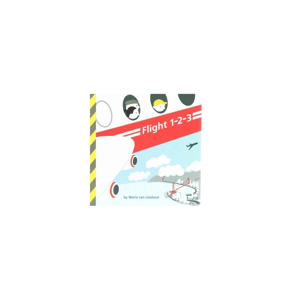 Flight 1-2-3 (Hardcover) (Maria van Lieshout)
