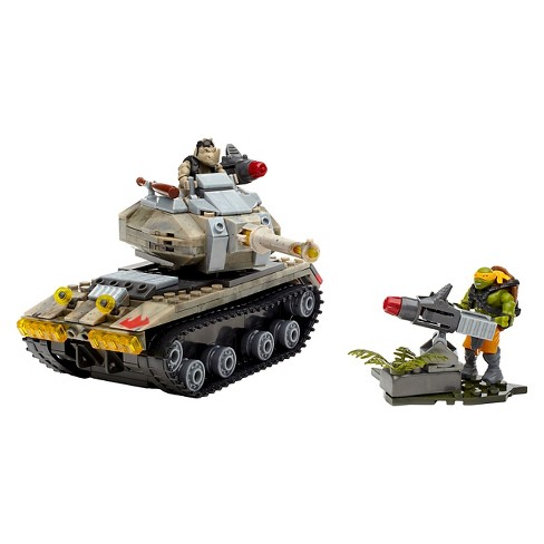 Mega Bloks® Teenage Mutant Ninja Turtles® Jungle Takedown - image 1 of 7