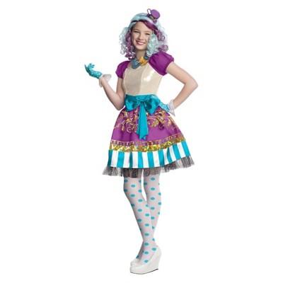 Ever After High Girlsu0027 Madeline Hatter Costume