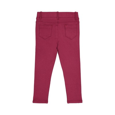 Andy & Evan  Toddler  Magenta Knit Pant