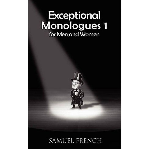 Exceptional Monologues for Men & Women Volume 1 - by  Roxane Heinze-Bradshaw & Katherine Disavino - image 1 of 1