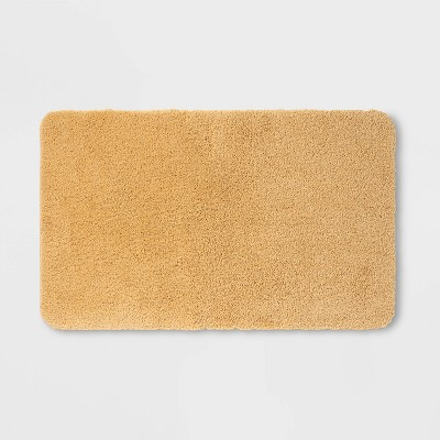 34 x20  Performance Nylon Bath Rug Yellow - Threshold™