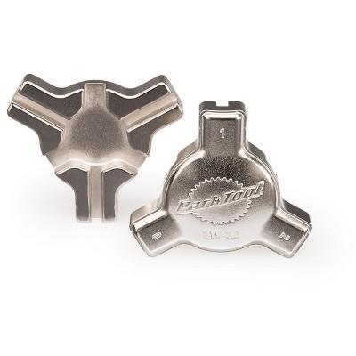 3.2mm~ Black Park Tool SW-40C 4 Sided Spoke Wrench