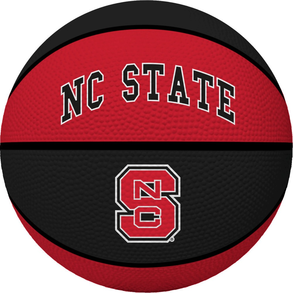 NCAA NC State Wolfpack Rawlings Crossover Full Size 29.5 Basketball