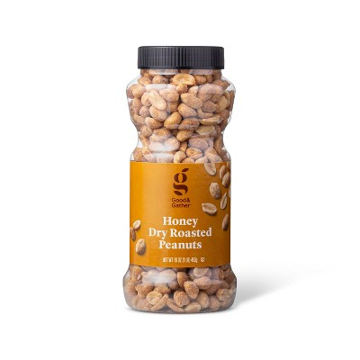 Honey Roasted Peanuts- 16oz - Good & Gather™