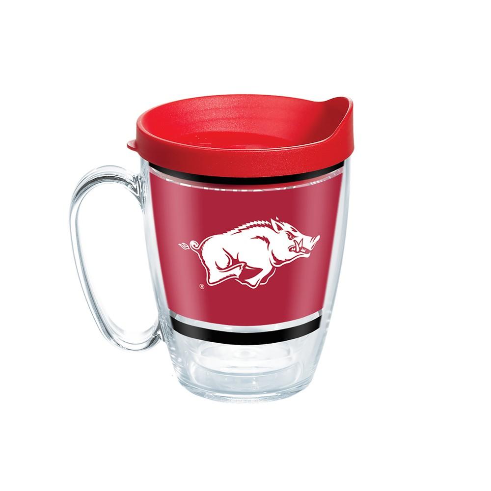 Tervis Arkansas Razorbacks Legend 16oz Coffee Mug With Lid