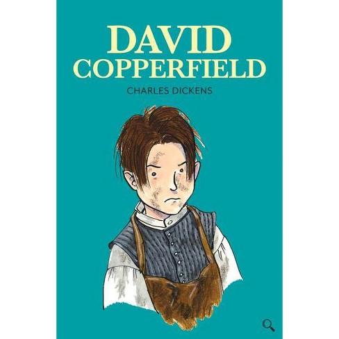 David Copperfield - (Baker Street Readers) by  Charles Dickens (Hardcover) - image 1 of 1
