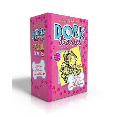 Dork Diaries Books 10-12 - by  Rachel Renée Russell (Hardcover)