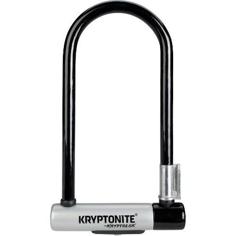"""Kryptonite KryptoLok U-Lock 4 x 9"""" Black - image 1 of 1"""