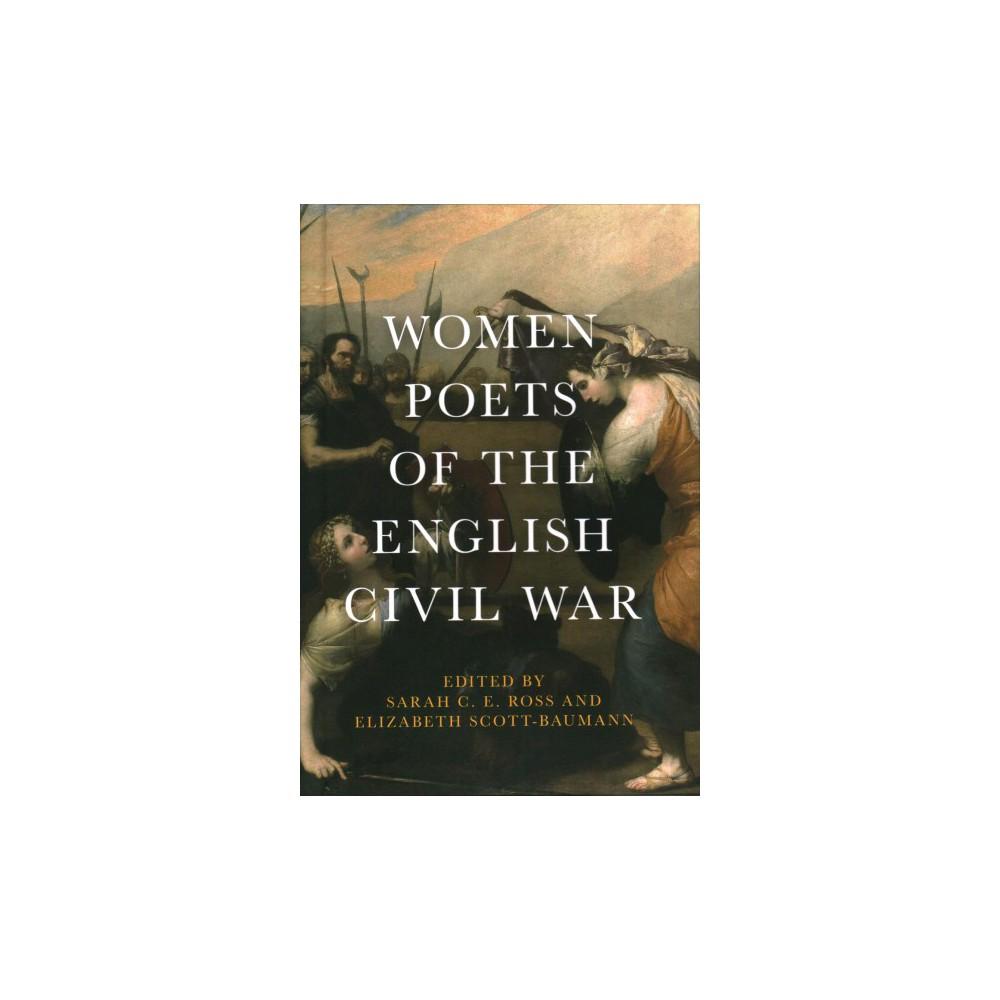 Women Poets of the English Civil War (Hardcover)