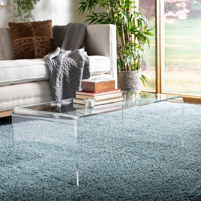 Percy Coffee Table Clear - Safavieh : Target