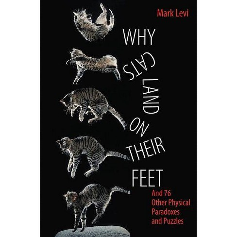 Why Cats Land on Their Feet - by  Mark Levi (Paperback) - image 1 of 1