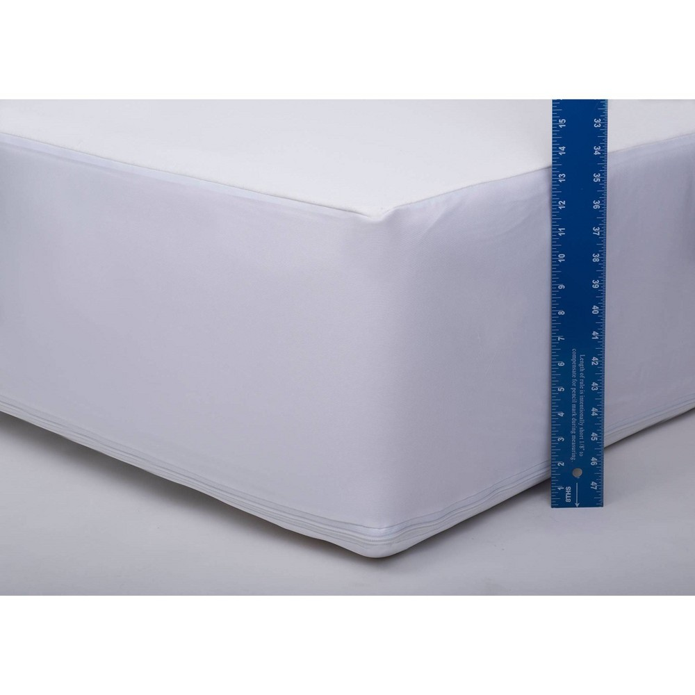 Image of Full Waterproof Premium Mattress Protector - ProtectEase