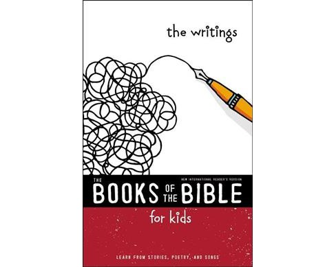 Books of the Bible for Kids The Writings : New International Reader's Version: Learn from Stories, - image 1 of 1