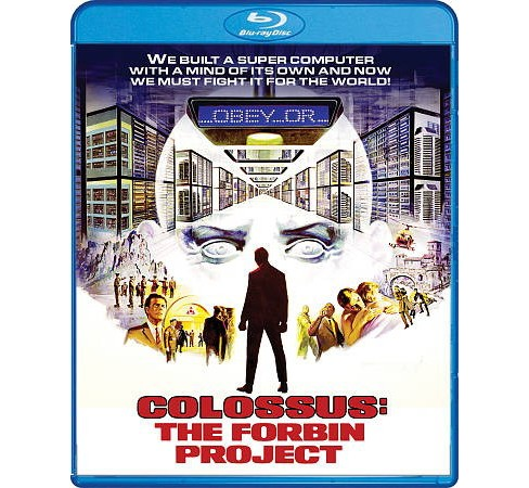 Colossus:Forbin Project (Blu-ray) - image 1 of 1