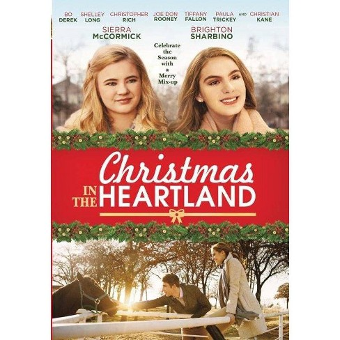 Christmas In The Heartland (DVD) : Target