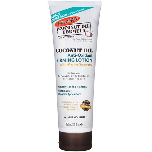 Palmer S Coconut Oil Formula Anti Oxidant Firming Lotion 8 5 Fl