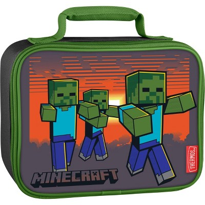Thermos Kids' Soft Lunch Box - Minecraft