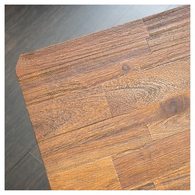 Ronan Rustic End Table - Rustic - Christopher Knight Home : Target