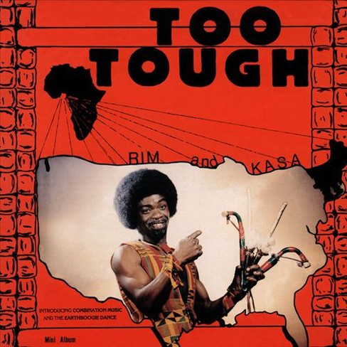 Rim kwaku obeng - Too tough/I'm not going to let you go (Vinyl) - image 1 of 1