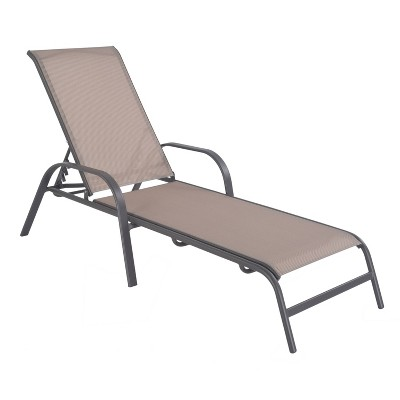 Stack Sling Patio Lounger - Tan - Room Essentials™