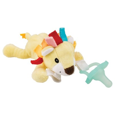 Dr. Brown's Lion Lovey with One-Piece Pacifier