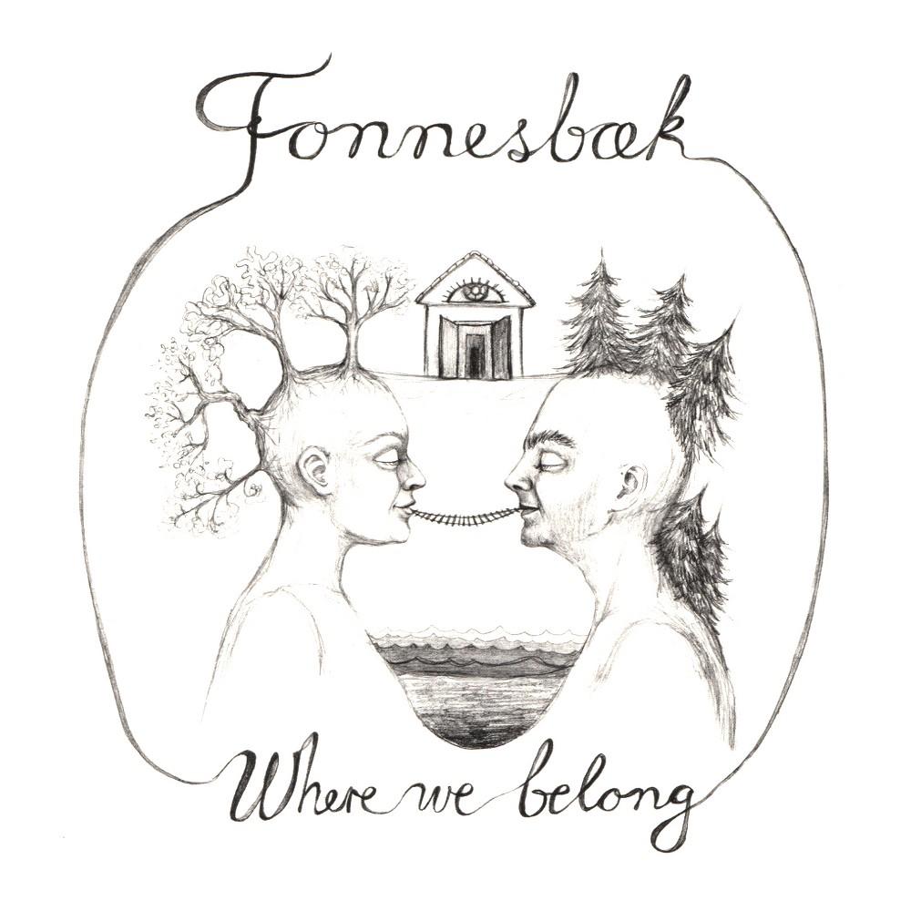 Fonnesbaek - Where We Belong (CD)
