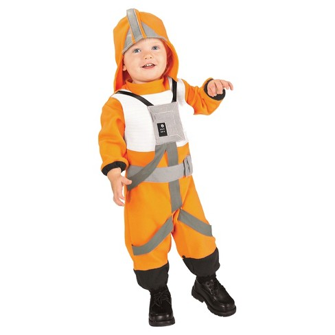 Boys' X Wing Fighter Pilot Toddler Costume - image 1 of 1