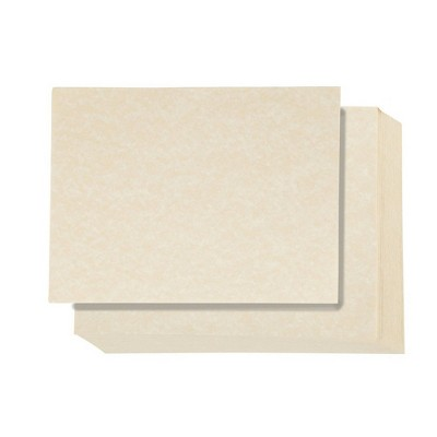 Best Paper Greetings Pack of 96 Aged Parchment Paper - Parchment Paper with Parchtone Paper - Vintage Scrapbook Paper, Sand, 8.5 x 11 inches