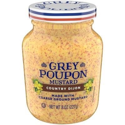 Grey Poupon Country Dijon Mustard - 8oz