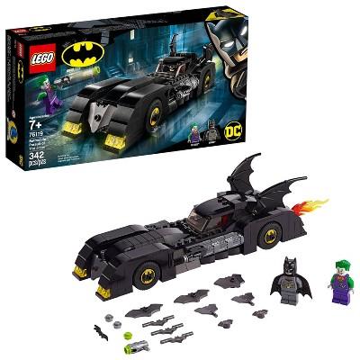 LEGO Super Heroes DC Comics Batman Batmobile: Pursuit of The Joker 76119