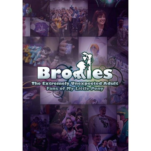 Bronies: The Extremely Unexpected Adult Fans of My Little Pony (DVD) - image 1 of 1