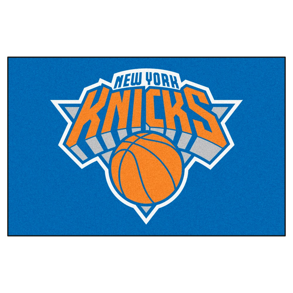 NBA New York Knicks Starter Rug 19
