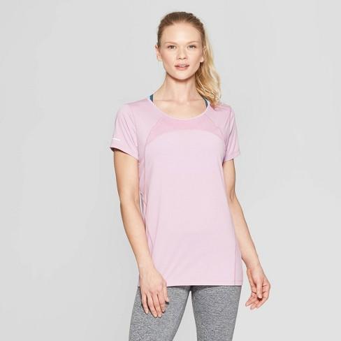 fe8fd9d1 Women's Short Sleeve Running T-Shirt - C9 Champion® : Target