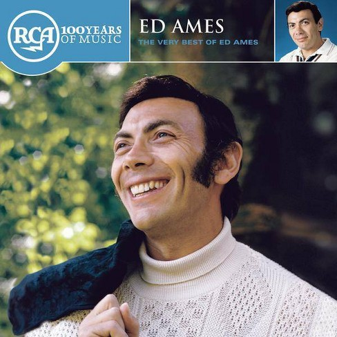 Ed Ames - Very Best of Ed Ames (CD) - image 1 of 1