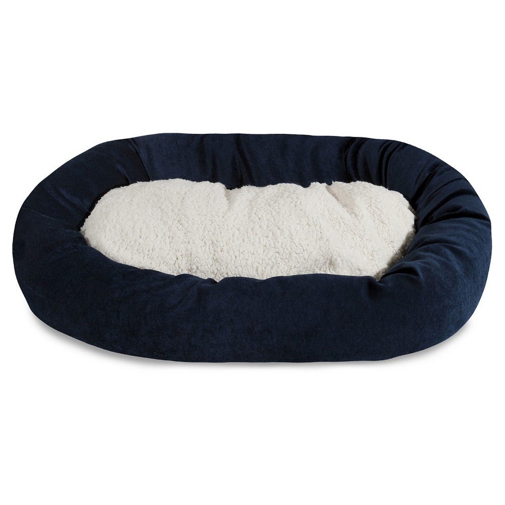 Pet Bed Majestic Pet - Navy, Navy Blue
