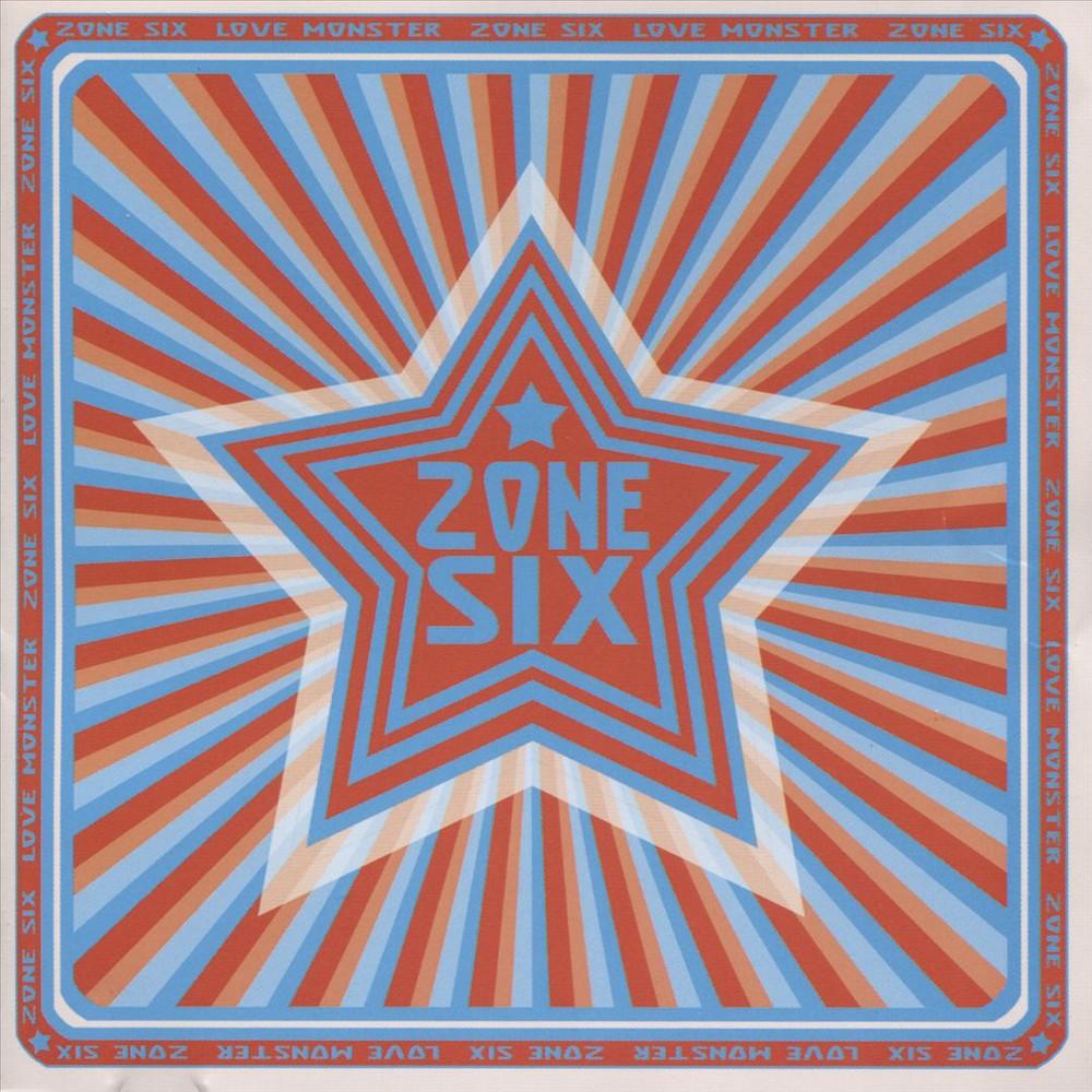Zone Six - Love Monster (CD)