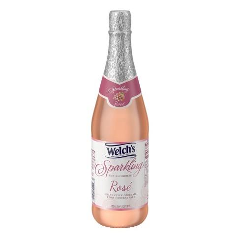 Welch's Sparkling Rosé - 25.4 fl oz Glass Bottle - image 1 of 4