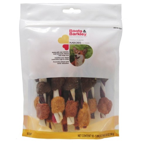 Triple Flavor Kabobs - 10-pk - Boots & Barkley™ - image 1 of 3